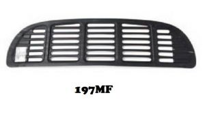 Grill staal Pick-up/Van