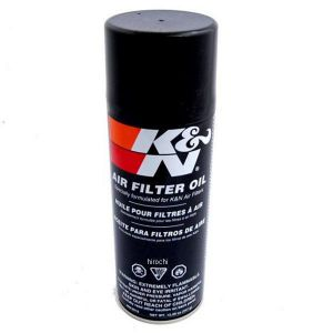 K&N Filter olie spray