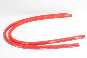 Silicone kachelslang 1.1m rood