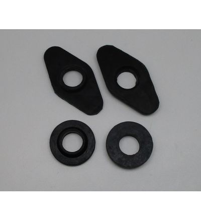 Rubbers torenbout set