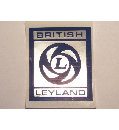 Sticker Leyland